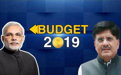 Budget Presented by Finance Minister of India 2019-2020!