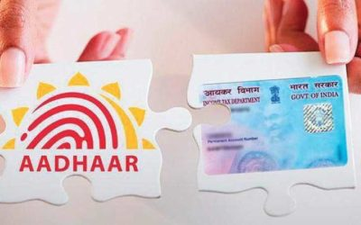 HOW TO LINK AADHAR TO PAN CARD